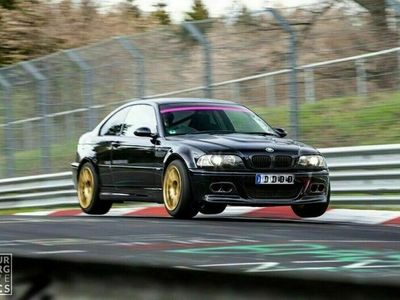 gebraucht BMW M3 E46S54 Ringtool Tracktool KW Clubs...