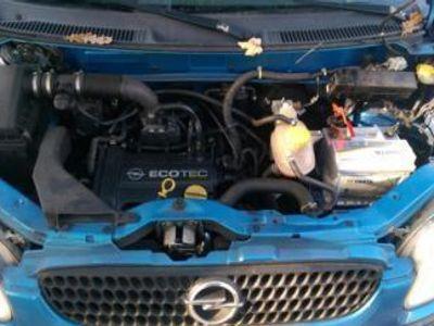gebraucht Opel Agila BJ 2003, 148505KM, TÜV bis 04/2018