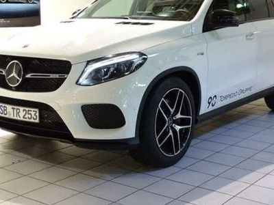 "gebraucht Mercedes GLE43 AMG AMG 4M COUPÉ FAHRPROGRAMM ""SPORT+""+uvm"