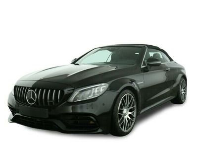 gebraucht Mercedes C63 AMG AMG Cabrio Night Sitzklima HUD Burmester