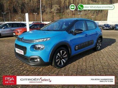 gebraucht Citroën C3 FEEL 1,2l 83PS Navi|LM-Felgen|Android Auto