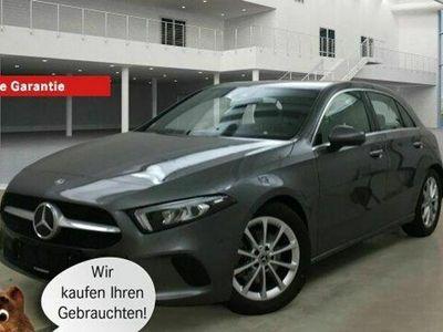 gebraucht Mercedes A200 PROGRESSIVE/AHK/LED/KAMERA SHZ/Parktronic