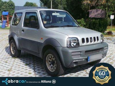 used Suzuki Jimny Club Lim. 1.3