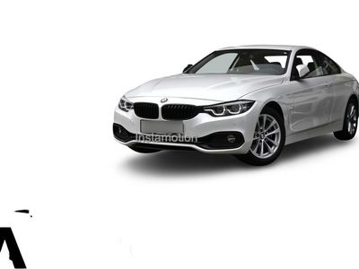 gebraucht BMW 430 430i Coupe Sport Line Aut. LED 338 Euro Leasing