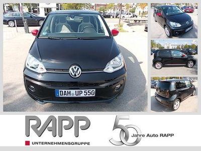 gebraucht VW up! beats move 1.0 Blue Motion 5-Gang Schaltgetri