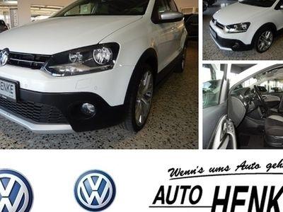 gebraucht VW Polo Cross Polo 1.2 TSI BMT Einparkhilfe Sitzheizung