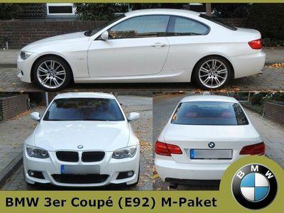 gebraucht BMW 318 i Coupe M Sport Edition als Sportwagen/Coupé in Hamburg
