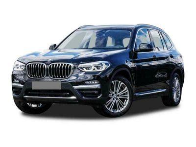 gebraucht BMW X3 X3xDrive30i Luxury Line Head-Up LED WLAN Shz