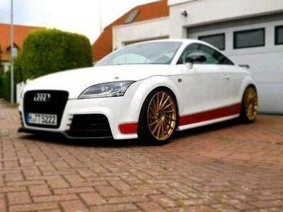 gebraucht Audi TT RS LOOK (600ps)! TAUSCH! SKN kw v3... als Sportwagen/Coupé in Pattensen