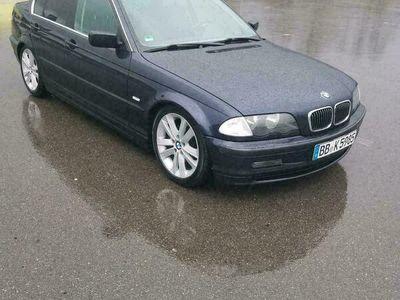 gebraucht BMW 323 i E46 Automatik mit TÜV/ Tausch mög... als Limousine in Simmozheim