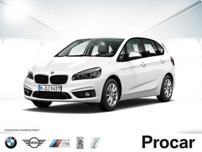 gebraucht BMW 218 Active Tourer Aut Nav LED AHK PDCv+h SportS