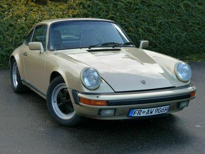 gebraucht Porsche 911 Carrera 3.2*Klimaanlage*Leder*Schiebedach*