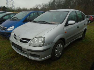 gebraucht Nissan Almera Tino 2.2 dCi acenta Limited Edition 100kW