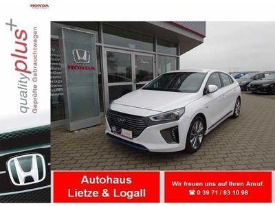 used Hyundai Ioniq Hybrid 1.6 GDI Premium Hybrid Automatik