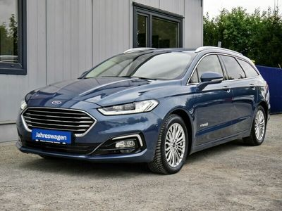 gebraucht Ford Mondeo Titanium Hybrid 4xSitzhzg LED DAB NAV ACC