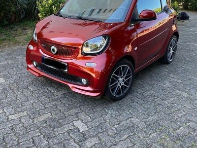 gebraucht Smart ForTwo Coupé Brabus twinamic