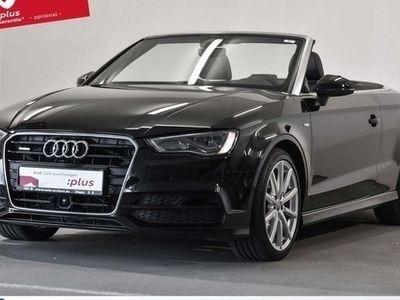 gebraucht Audi A3 Cabriolet Ambition 2.0 TDI clean diesel quattro 135 kW (184 PS) S tronic