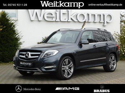 """gebraucht Mercedes GLK250 BlueTEC 4M Navi+Xenon+AHK+20""""+el.Klappe Autom./BC"""