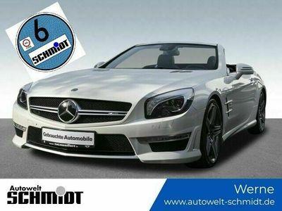 gebraucht Mercedes SL63 AMG AMG 8xbereift GARANTIE