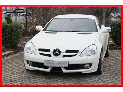 używany Mercedes SLK200 200Kompressor*Klimaautomatik*Leder*Xenon*