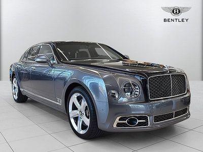gebraucht Bentley Mulsanne Speed Two-Tone/ Tageszulassung