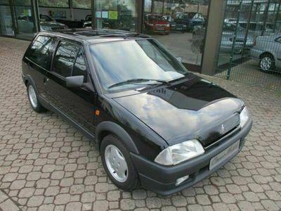 gebraucht Citroën AX GTI *nur 85 TKM*HU 5/2022*dezente Optimierungen*