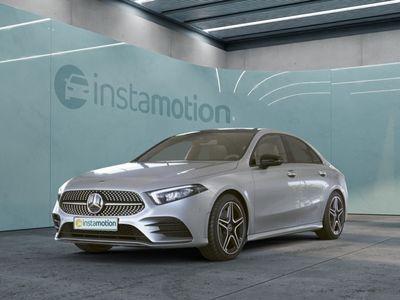 gebraucht Mercedes A250 A 250Limousine AMG Line Night LED+ Pano Navi Ka