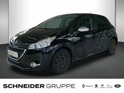 gebraucht Peugeot 208 Style ISOFIX+SSP+TEMPO+SHZ+PDC+KLIMA+ASR