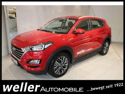 gebraucht Hyundai Tucson 1.6 Advantage - Navi Rückfahrkamera Sitzheizung
