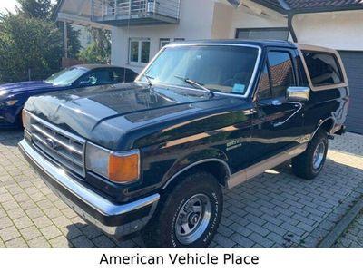 gebraucht Ford Bronco H-Kennzeichen