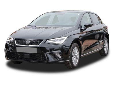 gebraucht Seat Ibiza Style 1.0 TSI LED Keyless ACC Rückfahrkam. PDCv+h LED-hinten LED-Tagfahrlicht RDC