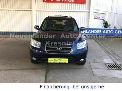 gebraucht Hyundai Santa Fe 2.2 CRDi GLS 2WD