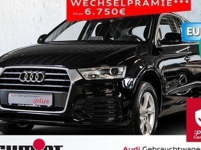gebraucht Audi Q3 Sport 2.0 TDI 88 kW (120 PS) S tronic