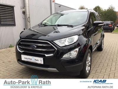 gebraucht Ford Ecosport Titanium 1.0l EcoBoost 125PS,Navi,DAB,Winter-Paket