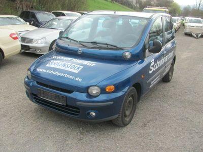 used Fiat Multipla 1.6 Bi-Power Benzin/Erdgas Klima