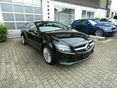 gebraucht Mercedes CLS250 CLS Shooting BrakeBlueTEC d 4Matic>