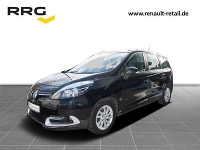 used Renault Grand Scénic III 1.5 dCi 110 FAP Automatik, Navi, PDC uvm.