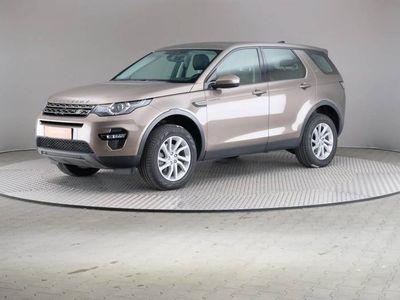 gebraucht Land Rover Discovery Sport TD4 Aut. SE Kamera Xenon Pano