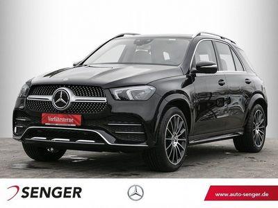gebraucht Mercedes GLE350 d 4M*AMG*Distronic*Panorama*Airmatic*AHK