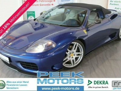 gebraucht Ferrari 360 Modena Spider 3,6 Carbon Challenger Stradale Look
