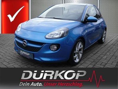 gebraucht Opel Adam Slam 1.2, Klima, Bluetooth, BC, TC