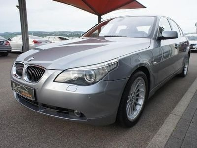 gebraucht BMW 545 i HUD Xenon SHD Leder Navi