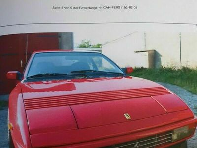 gebraucht Ferrari Mondial als Sportwagen/Coupé in Plau