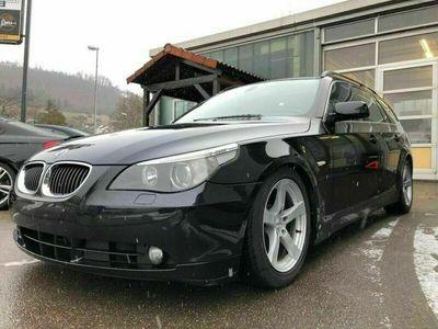 gebraucht BMW 545 i V8 Touring Head-up-Display Navi X... als in Aalen
