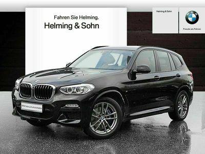 gebraucht BMW X3 xDrive30d *M Sport*LED*WLAN*Standhzg.*AHK