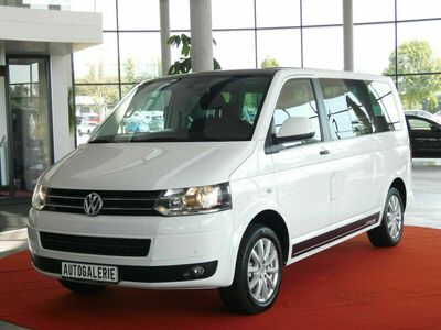 gebraucht VW T5 MultivanEdition 25 4Motion/DSG/NAVI/TEMPOMAT