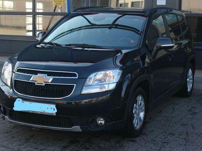 gebraucht Chevrolet Orlando 1.4T LT+ als Van/Kleinbus in Mörfelden-Walldorf
