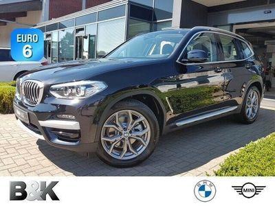 gebraucht BMW X3 xDrive20d, X-Line, LED, HUD, Pano, 19Zoll, uvm
