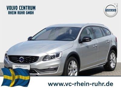 gebraucht Volvo V60 CC Cross Country Plus D4 Navi Dyn. Kurvenlicht Rückfahrkam. PDCv+h