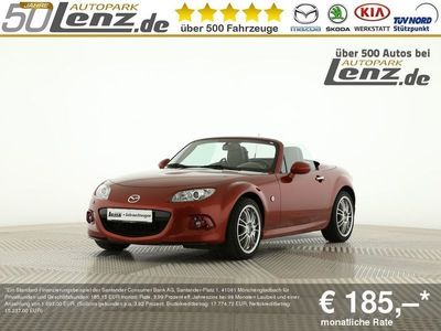 used Mazda MX5 Sports-Line XENON LEDER KLIMA SHZ BOSE